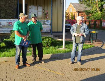 """2017.05.20 Zawody Spinningowe o """"Puchar Burmistrza Miasta Nowy Dwór Mazowiecki"""""""