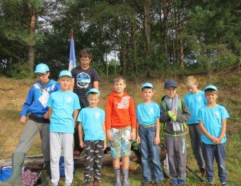 2017.09.10 Zawody Spławikowe Młodzieżowej Szkółki Wędkarskiej