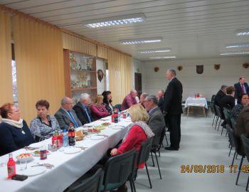 2018.03.24 Wędkarskie spotkanie Wielkanocne