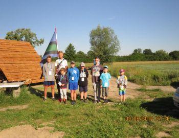 2018.06.09 Mistrzowskie Zawody Spławikowe Młodzieżowej Szkółki Wędkarskiej
