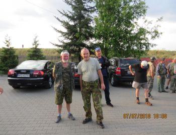 """2018.07.07 Towarzyskie Zawody Gruntowe """"Nocny Jastrząb"""""""